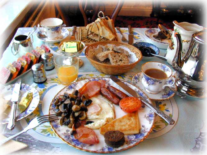 What Is a Full English Breakfast  thespruceeatscom