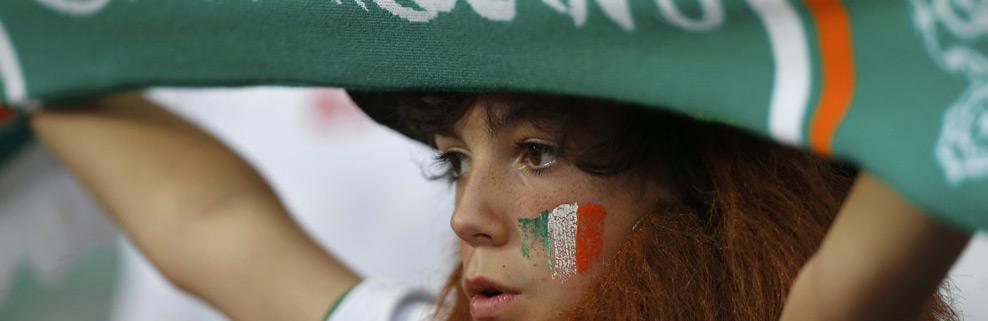 femme en irlande