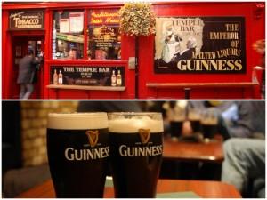 Guinness temple bar
