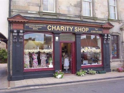 boutiques de bienfaisance irlande