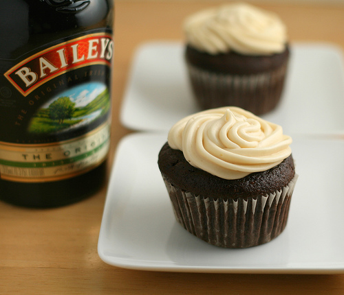 Baileys-Irish-Cupcakes