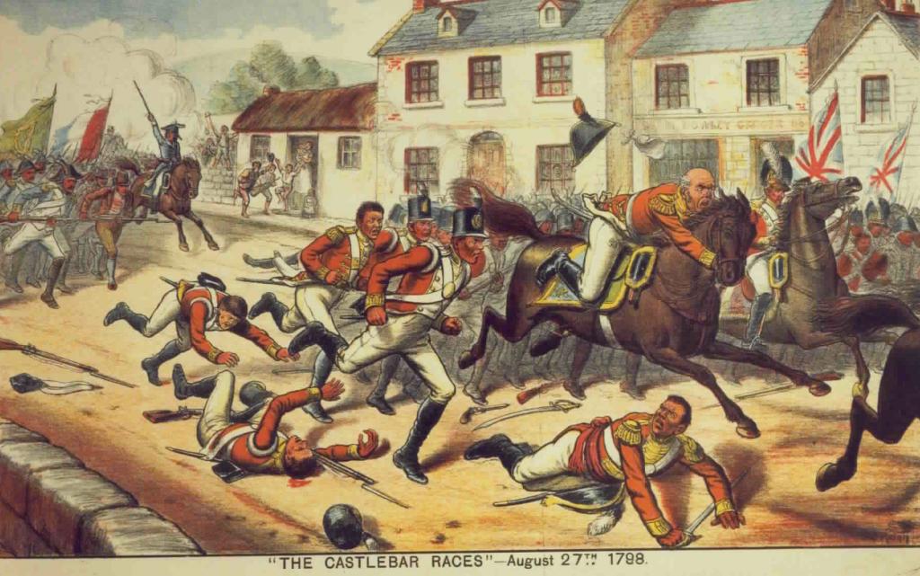 bataille Castlebar