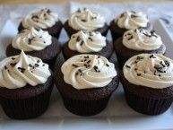cupcakes guiness bailey's