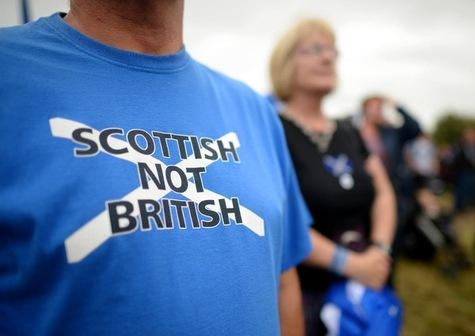 référendum écossais de