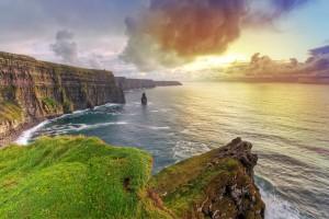 venir en irlande