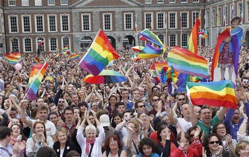 dublin Gay ireland