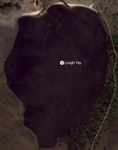 source : Screenshot de Google Earth pour vous faire une petite idée... On imagine mieux la forme de la terre ferme :)