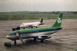 Aer Lingus - Ryanair