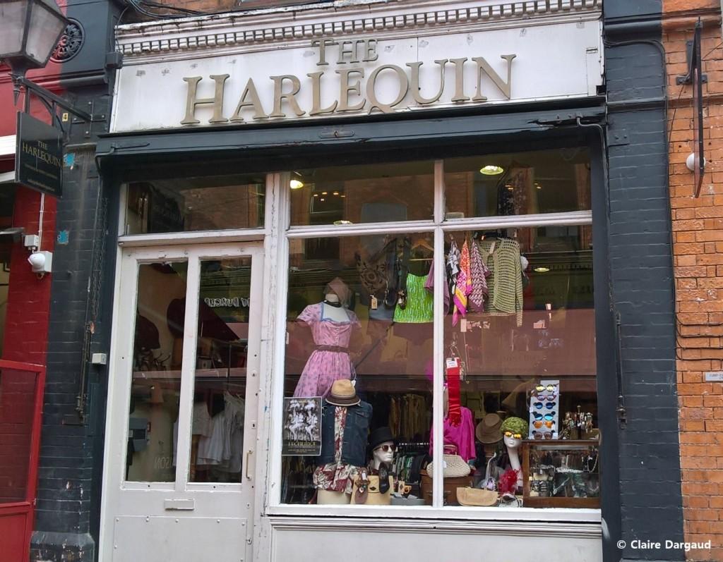 Crédit photo : Claire Dargaud The Harlequin sur trois étages