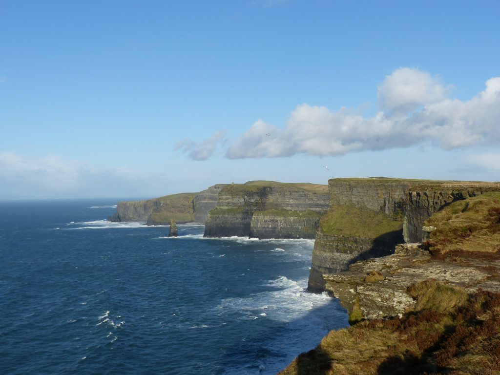 Idées d'itinéraires pour un road-trip en Irlande