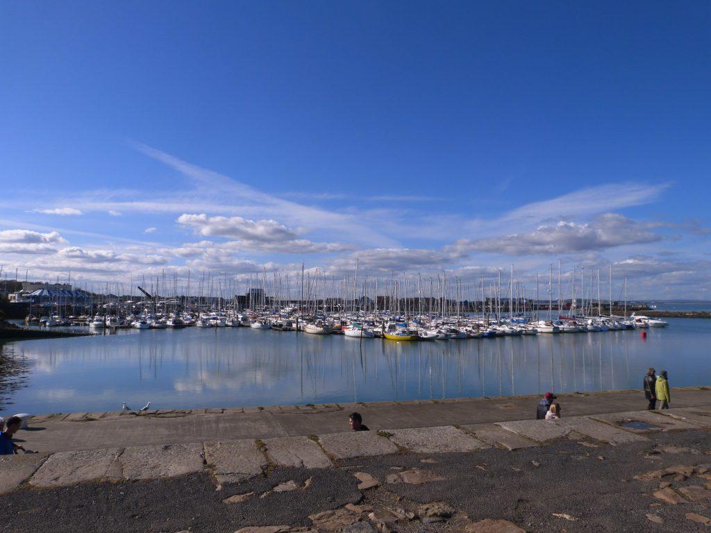 Une journée maritime à Howth