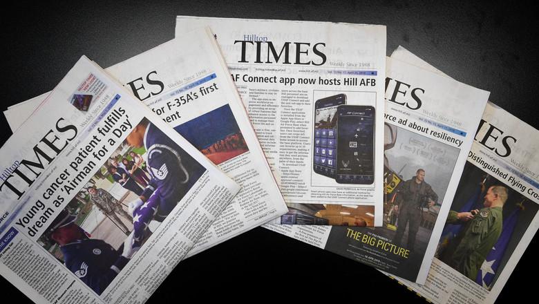 lire la presse ecrite pour : Apprendre l'anglais à l'étranger