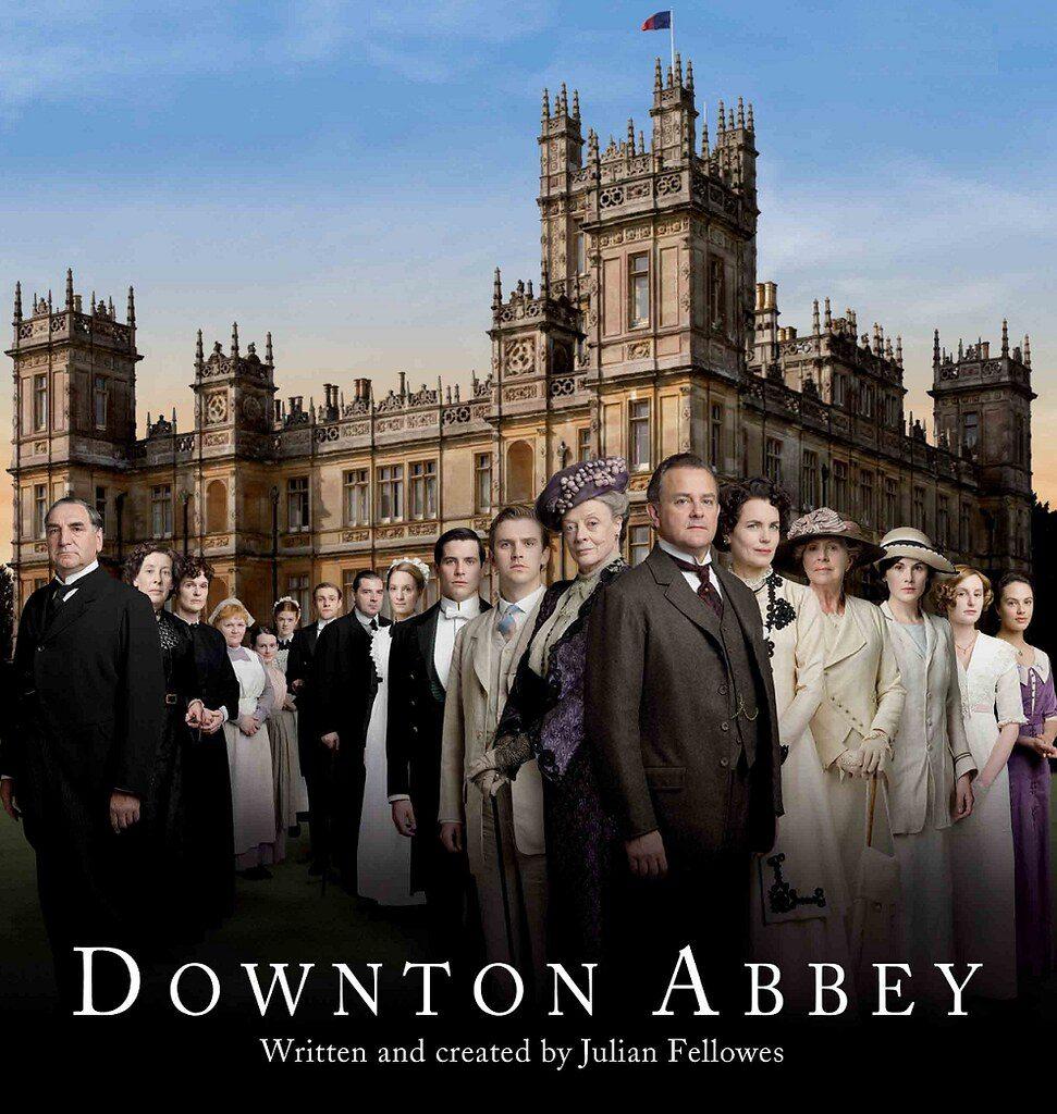 Top 10 des séries pour améliorer son anglais sans efforts - Downtown Abbey