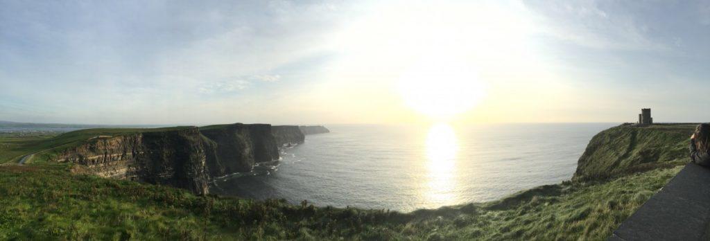 Passer un week-end en Irlande - Visiter Les Falaises de Moher
