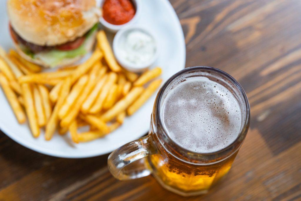 Les clichés irlandais : la biere